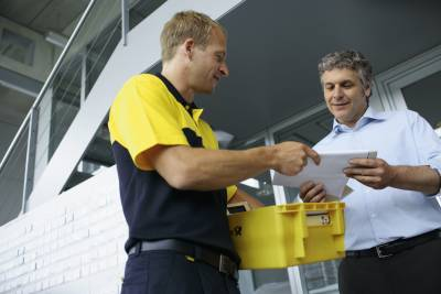 Deutsche Post Pressedienst